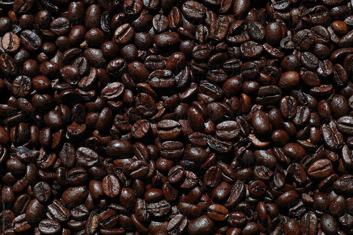 Dark Roast Coffee Beans - Gedion Education Program (GEP)